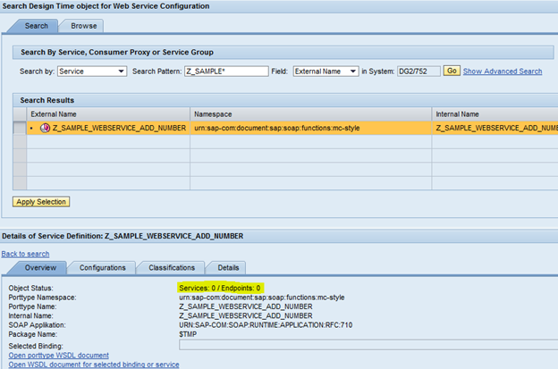 Android application to call SAP web service – Sapignite