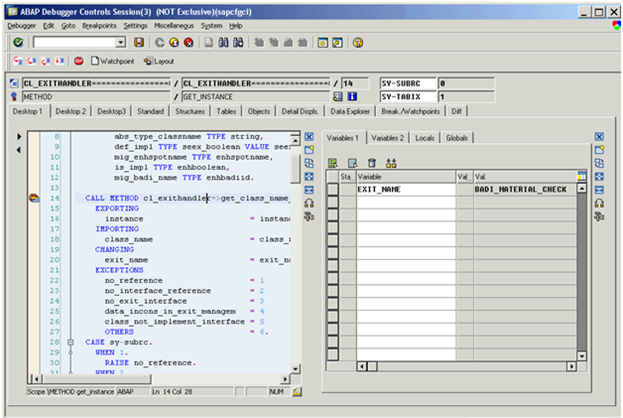 How to implement a BADI in SAP ABAP – Sapignite